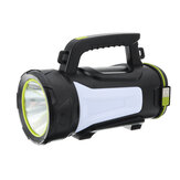 3500LM 500W LED Searchlight LED USB Searchlight 3 modos Spotlight Flashlight Work Light