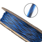RJXHOBBY 6mmX5m Expandable Braided Cable Wire Sleeve Cable Sheath Mesh
