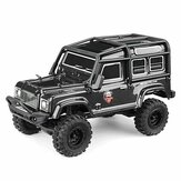 RGT 136240 V2 1/24 2.4G RC Car 4WD 15KM / H Vehicle RC Rock Crawler Off-road