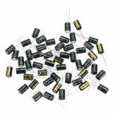 50st 25V 470UF 8 x12MM hoge frequentie lage ESR radiale elektrolytische condensator