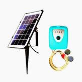 Ossigenatore a energia solare 6V 3.5W Ossigenatore a pannelli solari Pompa per aria ad energia solare a basso rumore da acquario