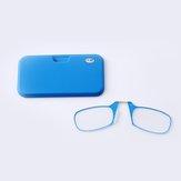 مقطعالأنفرقيقةمحمولةنظاراتالقراءة مربع المحفظة