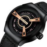 VAVAVOOMVA-2753ATMВодонепроницаемы Творческий циферблат кварцевые часы
