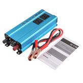 5000W 4 USB 3 Tomada Conversor de carro Inversor de energia DC 12V 24V Para 220V AC Inversor