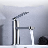 BOiROO Home Kitchen Bathroom Basin Sink Water Faucet Single Handle Hot Cold Water Mix Faucets Wash Tap