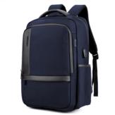 2019 18.0 inch USB Charging Backpack Large Capacity Waterproof Men Travel Laptop Bag