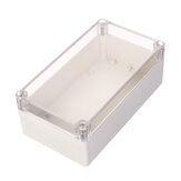 Plastic Waterproof Electronic Project Box Clear Cover Electronic Project Case 158*90*60mm