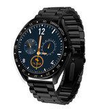 XANES®F131,3palcovádotykováobrazovkaGPS Motion Tracker Chytré hodinky IP67 Vodotěsné Nastavitelný jas Srdeční frekvence Kyslík Monitor Fitness Sportovní náramek