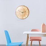CC101 Creative Wall Часы Mute Wall Часы Кварцевая стена Часы для украшений домашнего офиса
