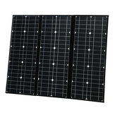 100W 18V Foldable Portable Monocrystalline Solar Panel with 5V USB Port