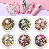 Diamond Ornament Nail Rhinestone