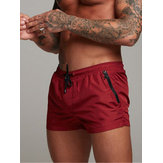 Mens Beach Board Shorts wasserdicht Joggen Laufen Sport Breathable Gym Training Fitness Hosen