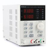 KORAD KA3005D Fonte de alimentação DC de precisão ajustável 0 ~ 30V 0 ~ 5A Controle digital DC com fios de teste