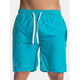 INCERUN Shorts de salón Summer Casual Home Lounge Playa