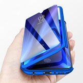 Bakeey 360° Full Cover Frosted Ultra-thin 3 in 1 PC Hard Back Protective Case+Tempered Glass For Xiaomi Redmi Note 8 Non-original