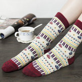 National Wind Cotton Socks