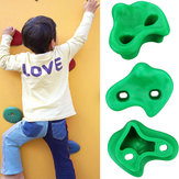 Climbing Holds Rock Wall Stones Holds Grip Lot Textured For Kid Indoor Home Decorations