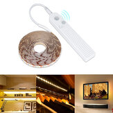 1M 2M 3M Battery Powered PIR Motion Sensor 2835 SMD LED Strip Light for Cabinet Kitchen Bedroom Christmas Decorations Clearance Christmas Lights