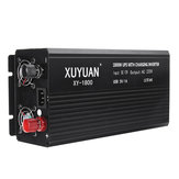 5000 W DC 12 V para AC 220 V Inversor de Energia Solar Onda Senoidal Conversor UPS Modificado LCD Display Off Grid