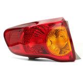 Car Rear Tail Light Brake Lamps Turn Signal Light Left 8155002460 For Toyota Corolla 2008-2010
