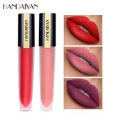 HANDAIYAN Matte Lip Gloss Lips Lipstick Long Lasting Liquid