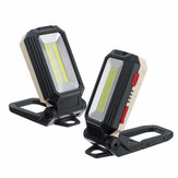 4 IN 1 300M USB LED Work Light Rechargeable Ultra Bright Spotlight Camping Fishing Lamp