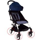 Acessórios do carrinho de criança da roda dianteira e traseira do carrinho de bebê para carrinhos de criança de Babyzen YOYO