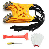 Universal TPU Car Snow Chain Winter Tire Anti Slip Strip for Roadway Safety Climbing Mud Ground