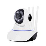 1080 p wi-fi sem fio pan tilt rede cctv câmera de segurança em casa ip 11 pcs IR visão noturna detecção de movimento