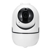 GUUDGO 1080P 2MP Dual Antenna Two-Way Audio Security IP Camera Night Vision  Motions Detection Camera