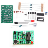 DIY Electronic Kit Electronic Candle Making Kit Ignite Blow Control Simulation Candle Electronic Training DIY Parts