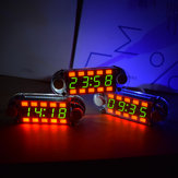 Geekcreit® Multicolor Digital Tube Multifunctional DIY Clock Kit with Different Backlight