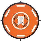 STARTRC Su Geçirmez Katlanabilir Park Önlüğü Iniş Pedi 56 cm için DJI Mavic Mini FIMI X8 RC Drone