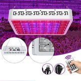 130LED Dimmable Grow Light Full Spectrum Veg Planta Lámpara Sincronización Control remoto