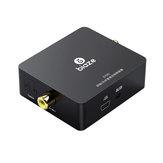 Biaze ZH90 Dijital Koaksiyel için Fiber Optik Ses Dönüştürücü AC3 TV PS4 TV Kutu Ses Amplifikatör 5.1