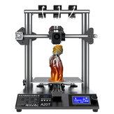 Stampante 3D a colori misti Geeetech® A20T con area di stampa 250 * 250 * 250 mm / Triplo estrusore / Ugello 3 in 1 / Rilevatore di filamenti / Ripristino alimentazione / Scheda madre open source / Supporto connessione Wi-Fi e livellamento automatico