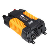 6000W Peak Power Inverter 12V-220V/110V Modified Sine Wave Car Converter with LED Screen Dual USB 8 Safety Protection