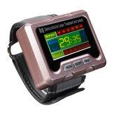 650nm Laser Therapy Aparat na nadgarstek Wysokociśnieniowe urządzenie monitorujące Monitor Wysokotłuszczowa krew