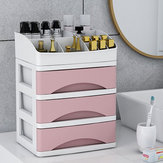 2/3 Layer Cosmetic Makeup Organiser Holder Tidy Storage Box
