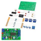 8038 Função Gerador de Sinais DIY Kit Gerador de Forma de Onda Peças Eletrônicas de Produção DIY