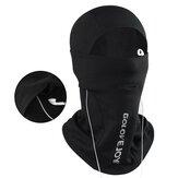 Pile moto riflettente integrale Maschera cappelli invernali antivento impermeabili equitazione all'aperto sci caldo