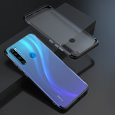 For Xiaomi Redmi Note 8 Case Bakeey 3 In 1 Detachable Matte Translucent Plating Shockproof PC Protective Case Non-original
