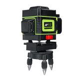 16 линий Лазер Устройство измерения уровня LineLine 360 градусов Поворотный горизонтальный и вертикальный крест Лазер Уровень с основанием