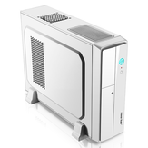 Obudowa komputerowa ze stopu aluminium mATX Mini ITX USB 2.0 Mini Desktop Chassis for Office Mini Case