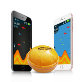 Fish Tools Fishfinder Wireless Sonar Fish Finder Marine Sea Lake Fish ios أندرويد App Fish Sounder
