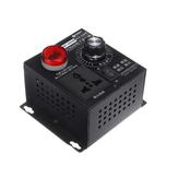 AC 220V 4000W Regler für variable Drehzahlregler-Drehzahlmotorsteuerung