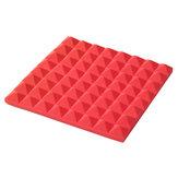 4Pcs Acoustic Foam Treatment SoundProof Sound-Absorbing Noise Sponge Studio Room Absorption Wedge Tiles Foam