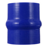 ID76mm Silicone Hump Hose Coupler Joiner Tube Pipe Air Water Coolant Radiator