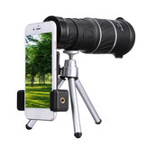 40X60 HD Monocular Telescope Outdoor Camping Hunting Telescope Monocular with Tripod  Mobile Phone Clip