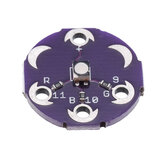 LilyPad Tri-Color LED RGB Module LilyPad LED Board Tri-color Module